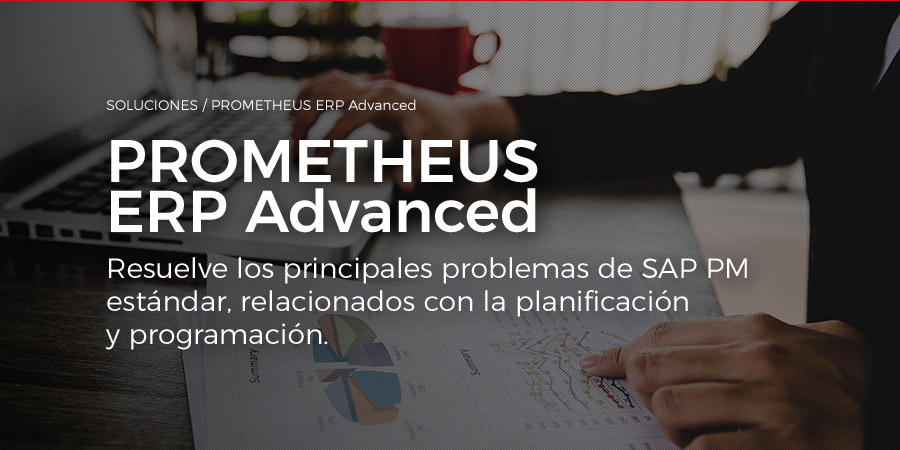 moviles ERP Advanced prometheus group ctn global