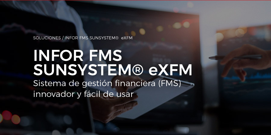 moviles Soluciones Infor FMS Sunsystem ctn global